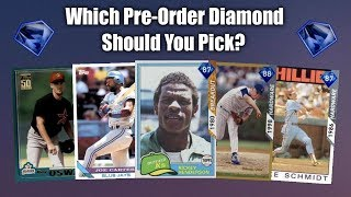 Which Pre-Order Diamond Should You Pick? All Diamond Flashbacks Revealed! MLB The Show 19