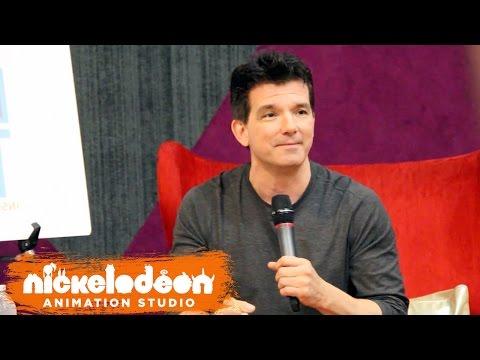 Advice from Butch Hartman | Inside the Studio | Nickelodeon Animation