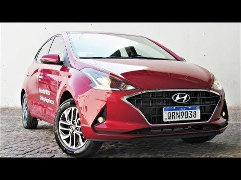 Hyundai HB20 Diamond Plus 2020: Test-Drive | Auto REALIDADE