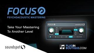 Focus - Mastering Plugin By SoundSpot