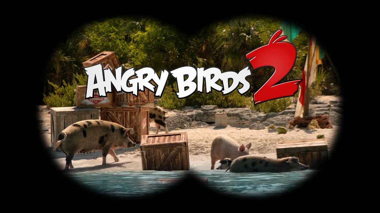 Angry Birds 2 Angry Is Back – Teaser