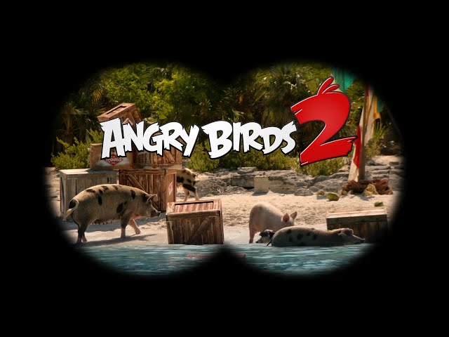 Angry Birds 2: Angry Is Back – Teaser
