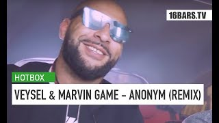 Veysel & Marvin Game - Anonym (Hotbox Remix)