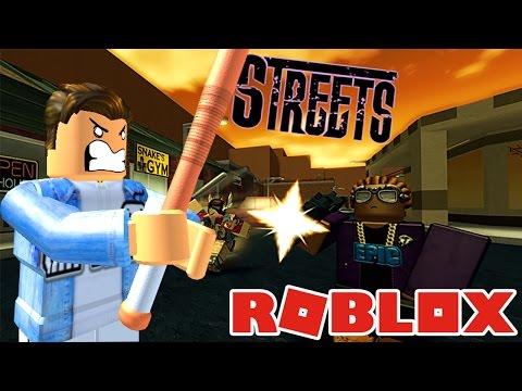 Roblox | GIANG HỒ HỔ BÁO ĐƯỜNG PHỐ - The Streets | KiA Phạm