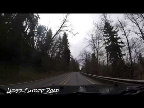 Eatonville to Ashford / Back road to somewhere (Road songs) [NATURE]
