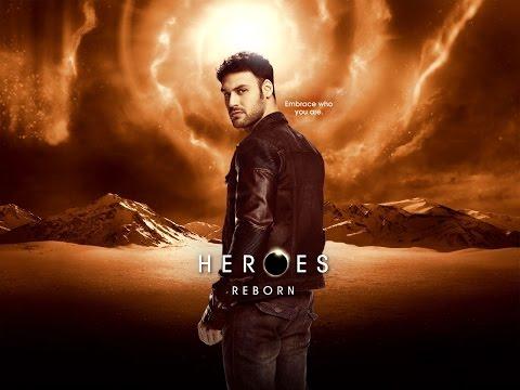 Carlos Gutierrez Teaser - Heroes Reborn (vostfr)