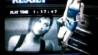 RESIDENT EVIL REMAKE-GAMECUBE-JILL result 1:37:47