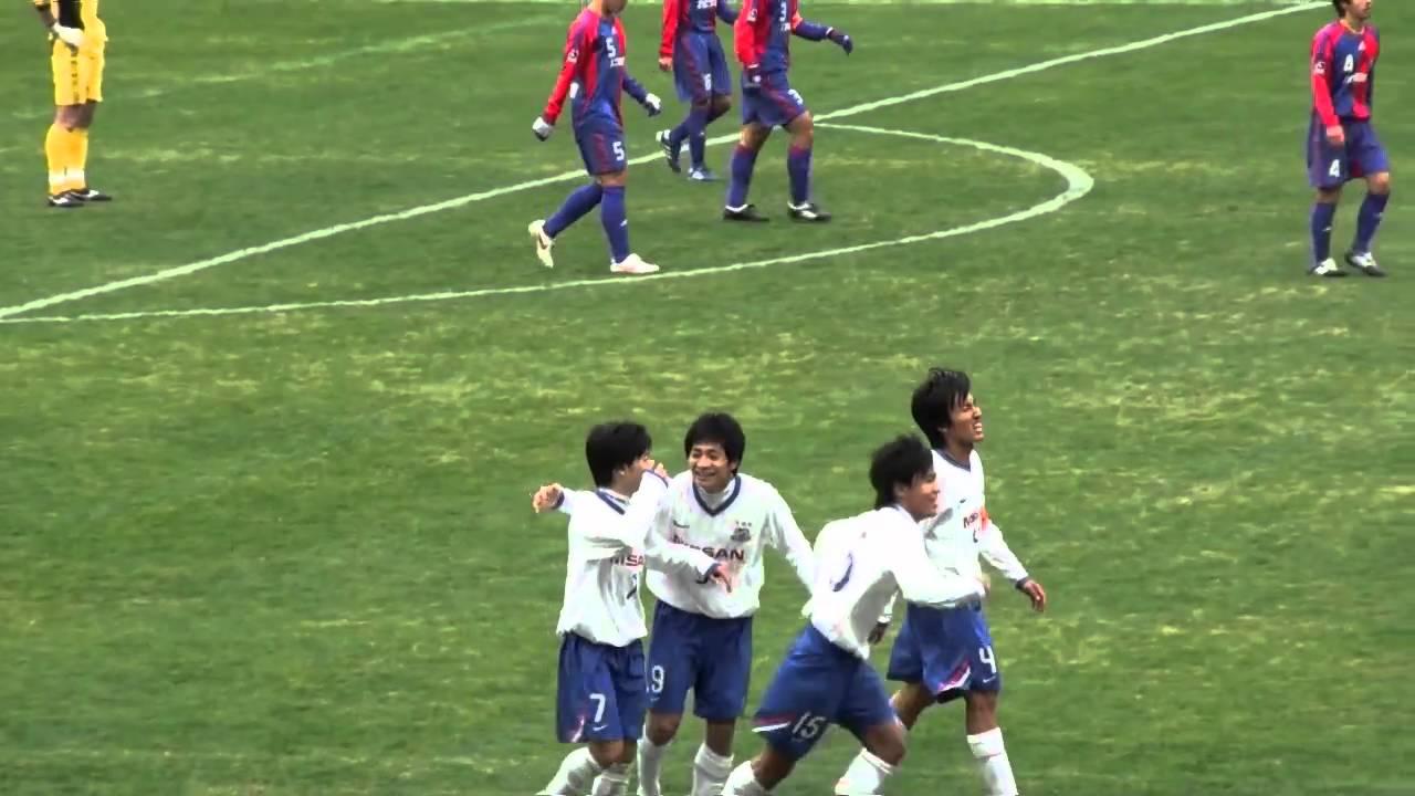Jユースカップ2010決勝 横浜FMvs...
