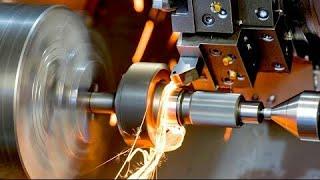 Máquinas incriveis esculpindo metal #HIPNÓTICO, ⚙ Machining Porn The best of machining ⚙
