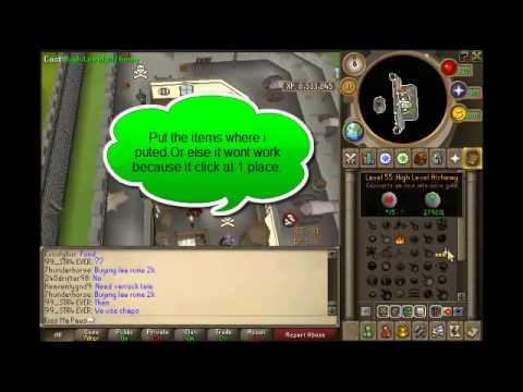 Auto clicker no download runescape 12