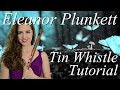 ELEANOR PLUNKETT - Easy Tin Whistle Tutorial | TABS/NOTES