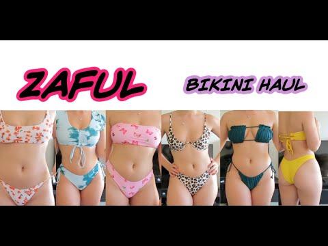 ZAFUL | Try On | BIKINI HAUL