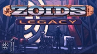 Zoids: Legacy - Part 1 | No Commentary | Game Boy Advance