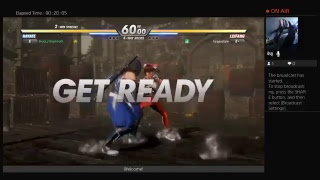 Dead Or Alive 6 - PS4 PRO - Starting - RANKED MATCHES ONLINE