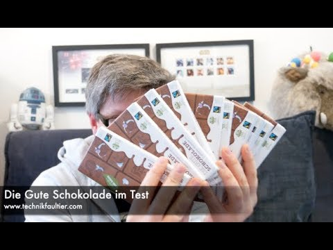 Gute Schokolade Test