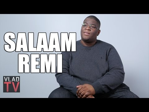 Nas' Main Producer Salaam Remi Responds to Vlad Calling Nas Worst Beat Picker
