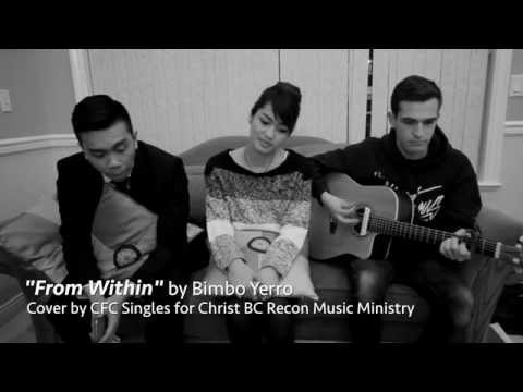 From Within Cover by SFC BC Recon Music Ministry