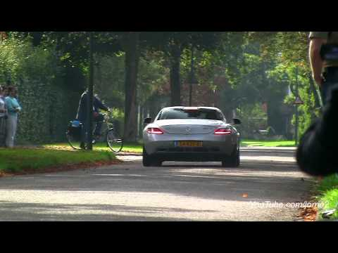 Mercedes-Benz SLS AMG Sound! - 1080p HD