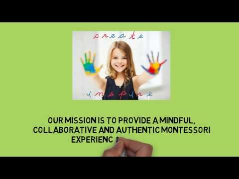 Montessori Seeds of Education - Our mission is to provide an authentic Montessori experience.