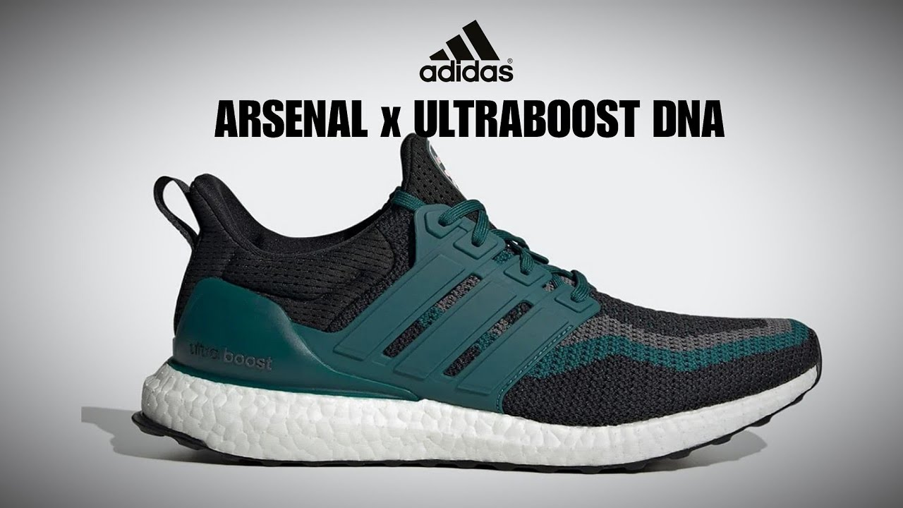 Arsenal x UltraBoost DNA 'Football Pack'