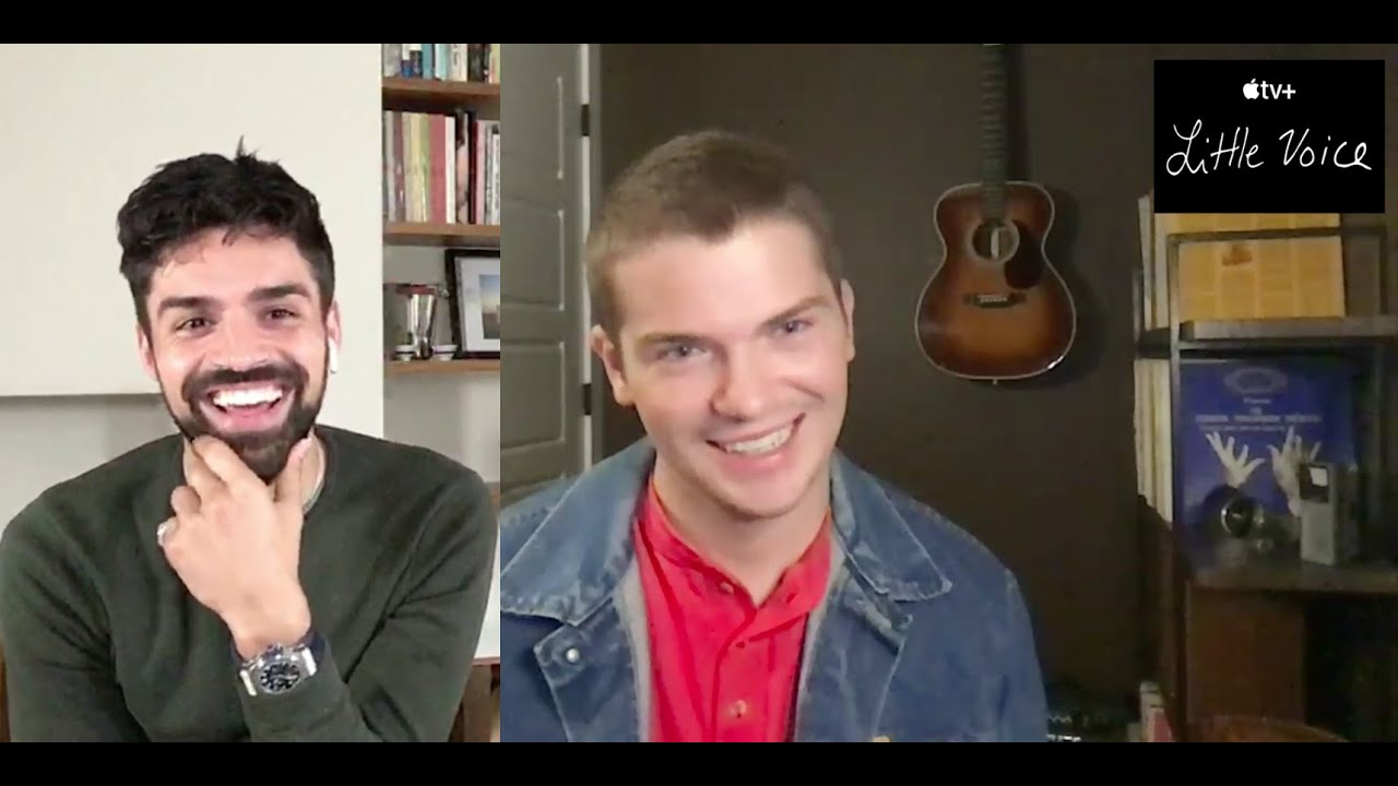 """The relation between """"Star Wars"""" & """"Little Voice""""? Sean Teale & Colton Ryan explain it all"""