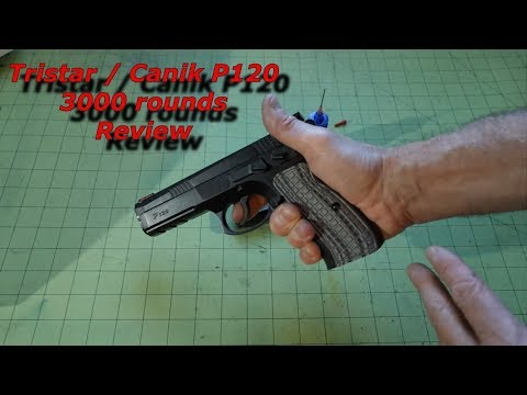 Canik / Tristar P120 3000 rounds review