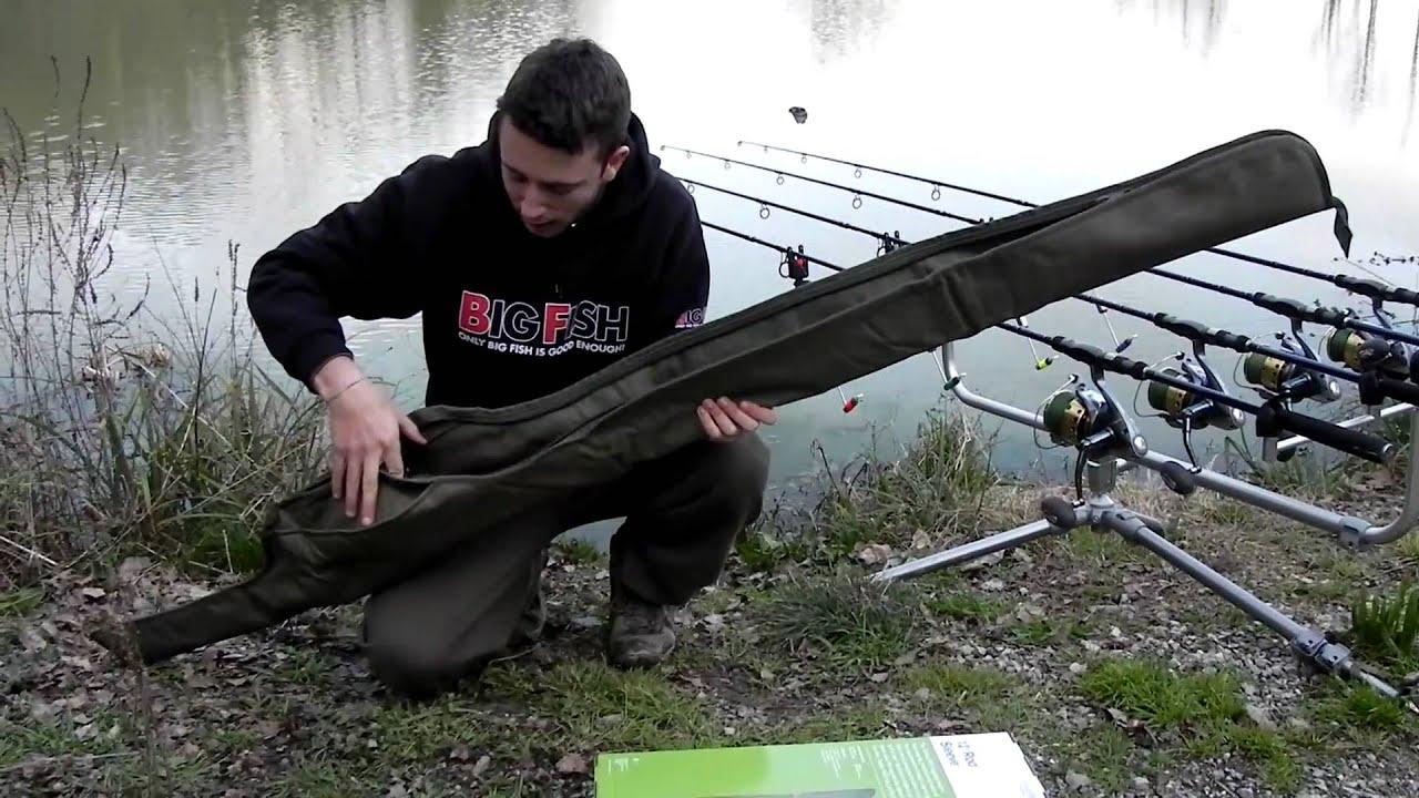 Trakker NXG 12 foot Single Rod Sleeve