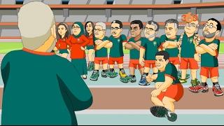 Le360.ma • مدرسة 36 : بنكيران وتلاميذه في كأس افريقيا