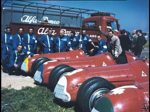 1950 F1 Season Review