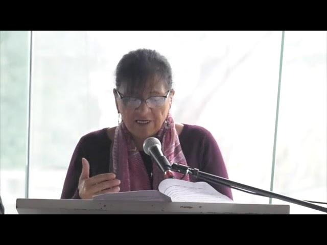 Discurso de la Presidenta de la CDHDF, Nashieli Ramírez Hernández