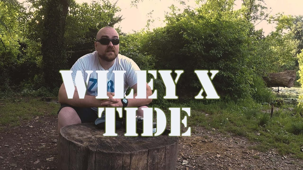 b8956f119a WILEY X TIDE review tactical sunglasses - YouTube