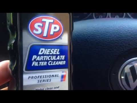 DPF Warning Light On Diesel Turbo Cars. How To Solve Problem For Good