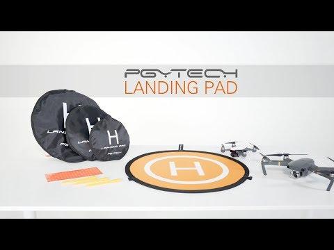PGYTECH Landing Pad Tutorial