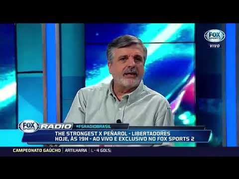 Últimas notícias do flamengo, show de Vinícius jr, Fox sport radio