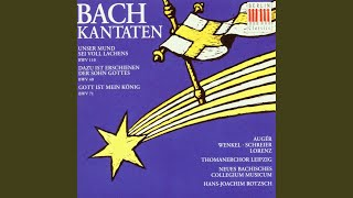 Dazu ist erschienen der Sohn Gottes, BWV 40: No. 5, Die Schlange, so im Paradies