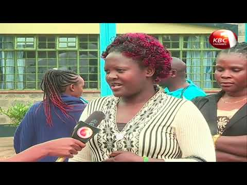 DNA identification process for Moi Girls,Nairobi fire victims