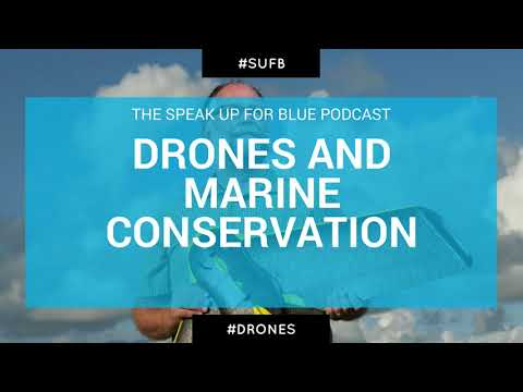 Drones for Marine Conservation with David Johnston