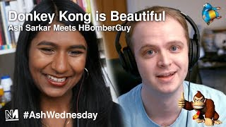 Donkey Kong is Beautiful | Ash meets HBomberGuy
