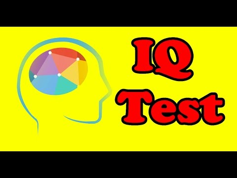 iq test test your iq genius iq test 10 tricky questions to test your brain youtube. Black Bedroom Furniture Sets. Home Design Ideas