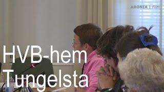 2016-06-14 Socialnämnden - HVB-hem i Tungelsta