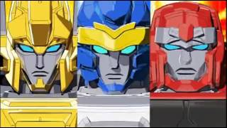Transformers Go Henshins and Combinations