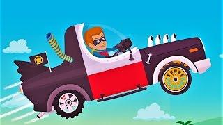МАШИНКИ мультики Для детей Новые Серии Мультфильмы для мальчиков Необычные Автомобили Мультики 2017