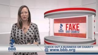 BBB Feb 2016 Fake Grants