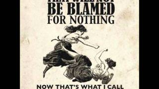 The Men That Will Not Be Blamed For Nothing - Blood Red