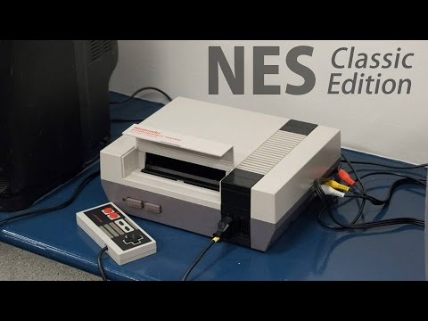 Nintendo NES Classic Edition Video Game Consoles for sale ...