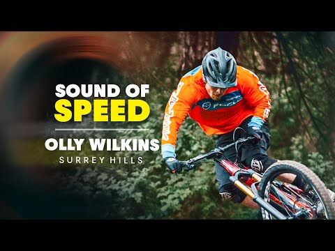 Hustling through Surrey Hills. | Sound of Speed w/ Olly Wilkins S2E3