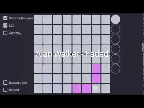 Alan Walker - Faded (unipad)