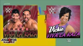 Скачать WWE Viva La Raza By Jim Johnston 2 DL With Custom Cover