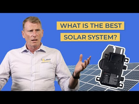 What is the Best Solar System in Australia?