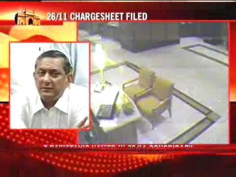 Rakesh Maria on 26/11 chargesheet